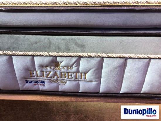 Tổng kho đệm lò xo Elizabeth cao cấp đoạt tiêu chuẩn khách sạn 5 sao