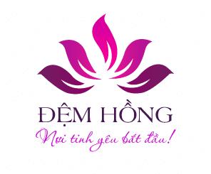 LOGO chăn ga gối Đệm Hồng