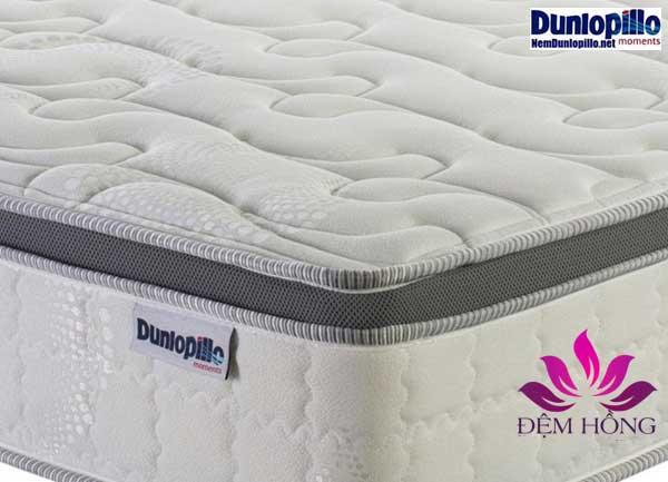 Nơi cung cấp đệm lò xo Audrey chính hãng Dunlopillo