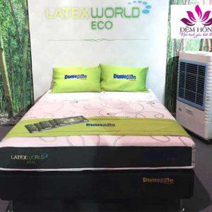 Đệm cao su Latex Word Eco chính hãng Dunlopillo