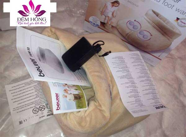 Linh phụ kiện Ủng sưởi massage chân Beurer