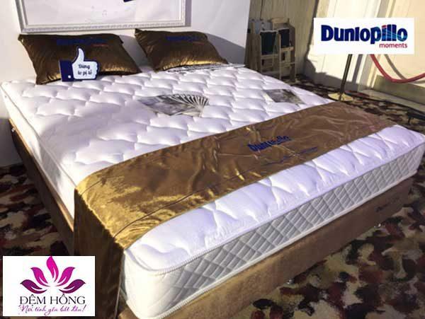 Kimberly – dòng nệm lò xo mới từ Dunlopillo với công nghệ hiện đại sẽ cho phép chủ nhân đắm chìm vào giấc ngủ của mình một cách sảng khoái, cảm giác thoải mái êm ái khi sử dụng.