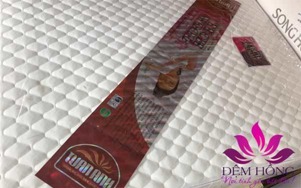 Mẫu nệm lò xo Techwood chất lượng cao do Đệm Hồng phân phối.
