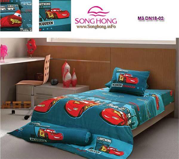 Nhà cung cấp chăn ga gối Walt Disney DN18-02 do Sông Hồng sản xuất