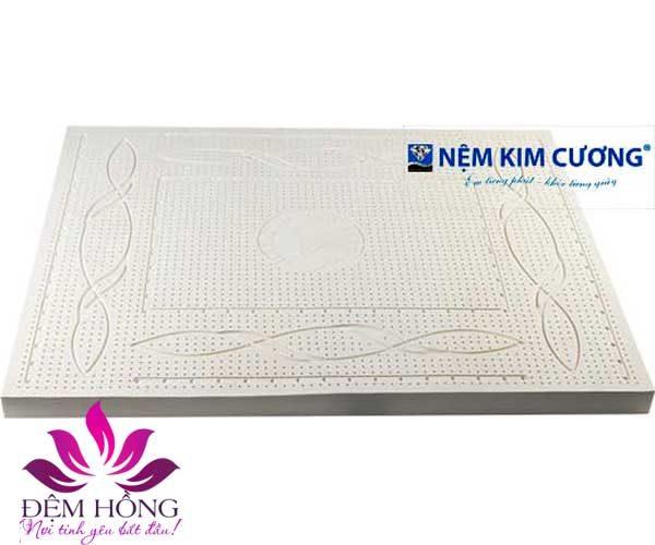 Nơi cung cấp nệm cao su Kim Cương Luxury chất lượng cao