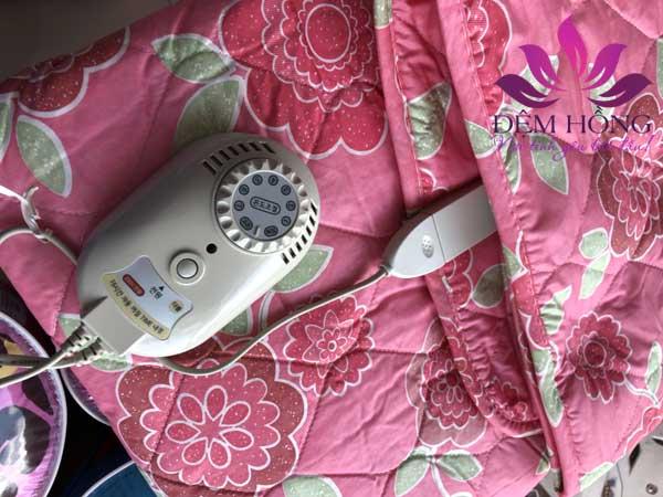 Mẫu đệm Korea cao cấp vỏ cotton 135x180