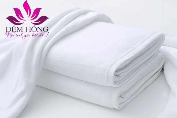 Đệm Hồng - nhà cung cấp các loại khăn cho khách sạn uy tín nhất