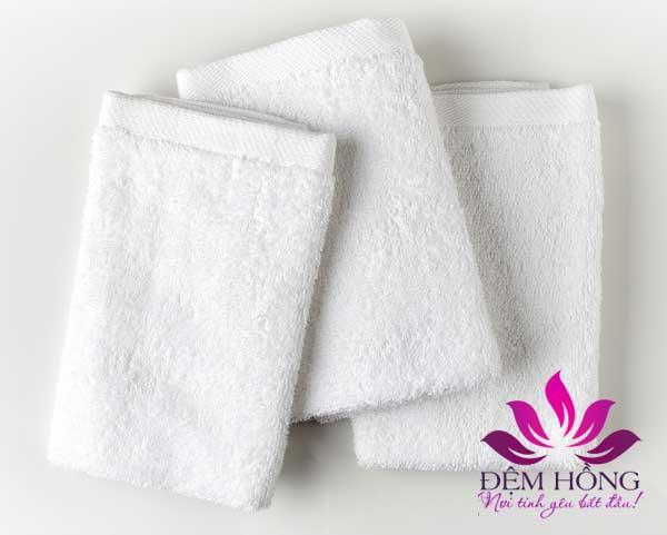Nhà cung cấp khăn mặt, khăn tay khách sạn chất lượng cao