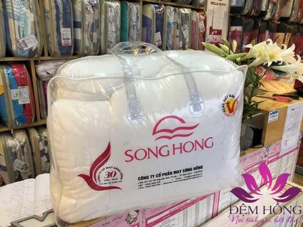 Ruột chăn Sông Hồng chính hãng siêu nhẹ siêu ấm