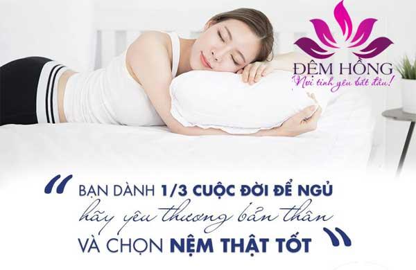 Đệm Hồng - đem giấc ngủ xanh đến hàng triệu gia đình Việt