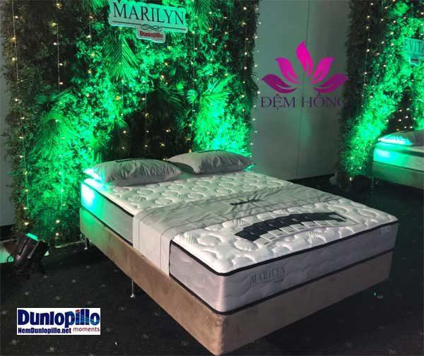 Nhà cung cấp nệm Dunlopillo Marilyn tại Việt Nam