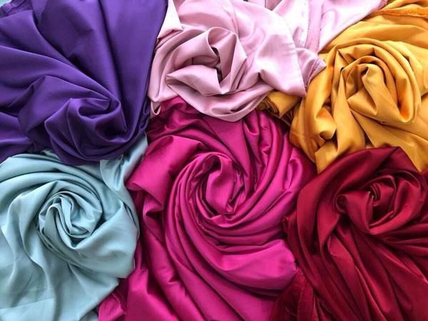 Các dòng vải lụa hiện có trên thị trường hiện nay