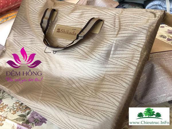 Túi đựng bao bì chiếu Luxury Shikada