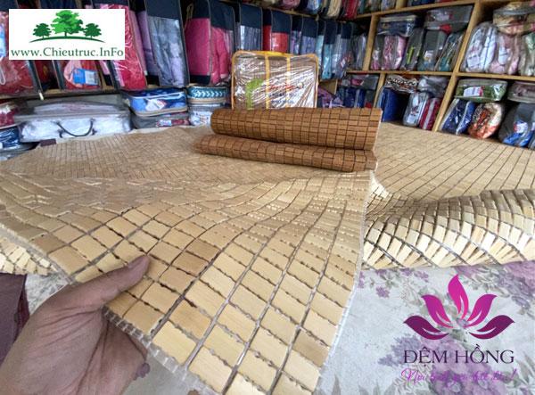 Chiếu Tre Việt đan thủ công chắc chắn bảo hành 12 tháng