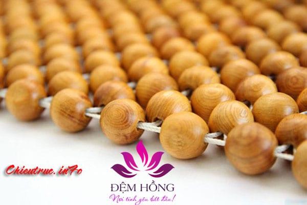 Chiếu gỗ Pomu chất lượng cao