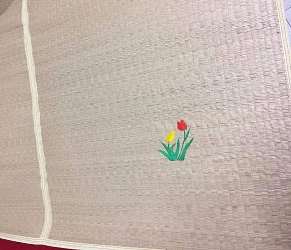 Chiếu cói Xuân Hòa xuất khẩu - Quỳnh Phụ - Thái Bình