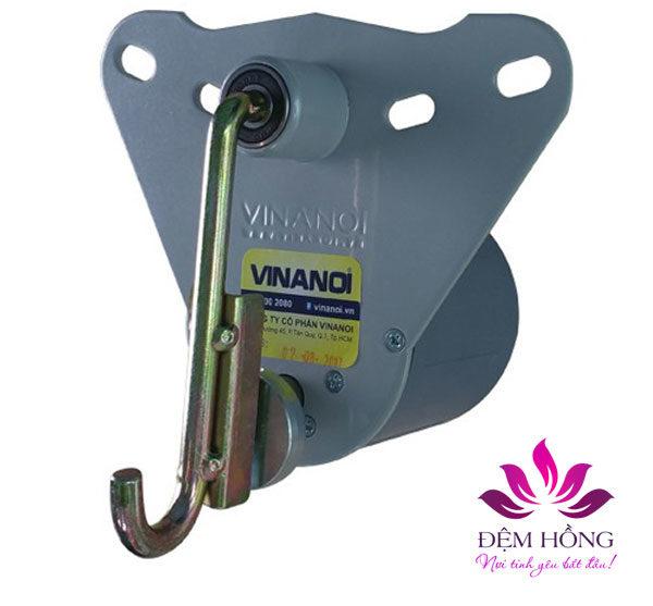 Mẫu máy đưa võng Vinanoi được người tiêu dùng lựa chọn nhiều nhất