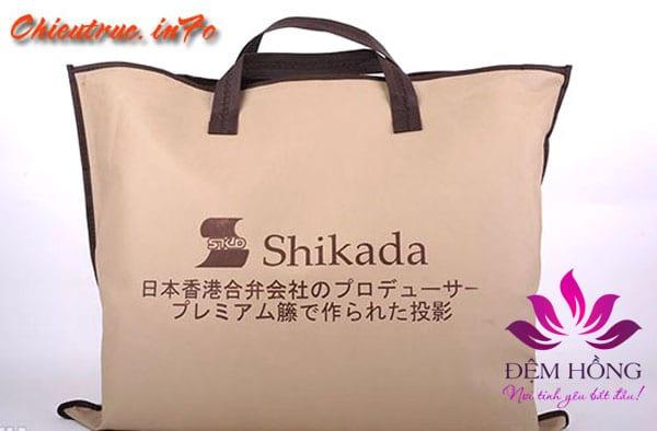 Túi đựng bao bì chiếu Shikada thanh lịch