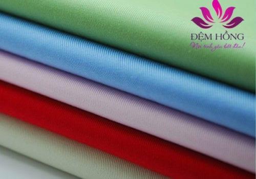 Vải cotton 100% với nhiều ưu điểm nổi bật