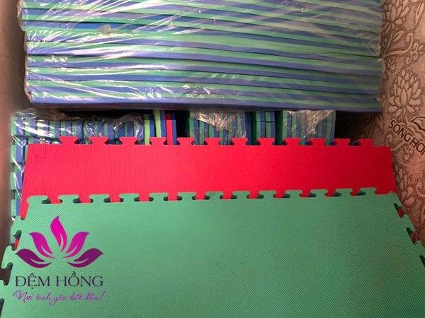 Xốp trải sàn 1mx1m dày 3cm thương hiệu Việt Nam