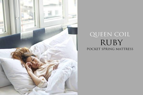 Đệm Ruby Vạn Thành - đem đến cảm giác thoải mái và sảng khoái khi sử dụng