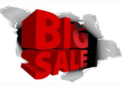 Đệm khuyến mại giảm giá tối đa