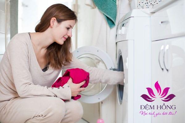 Lưu ý khi giặt sản phẩm chất liệu nỉ