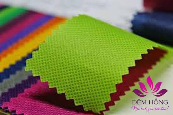 quy trình sản xuất vải không dệt chất lượng cao