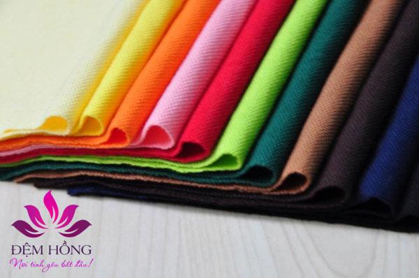 Vải Thun là gì? ứng dụng thực tiễn