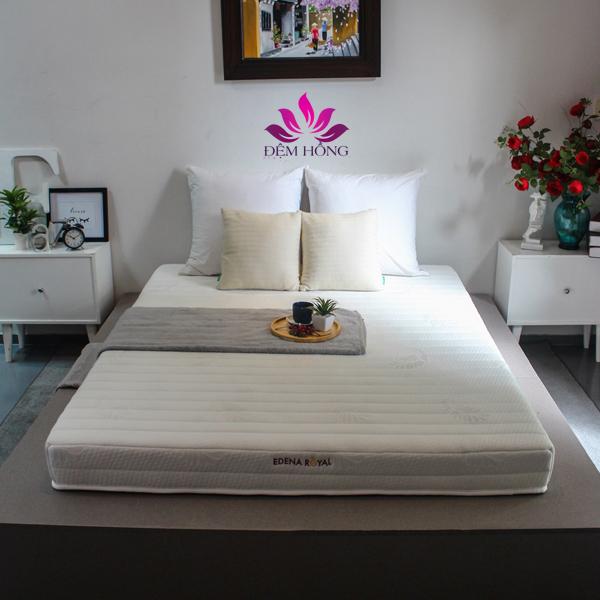 Đệm cao su nhân tạo Royal Eden cải thiện giấc ngủ của bạn