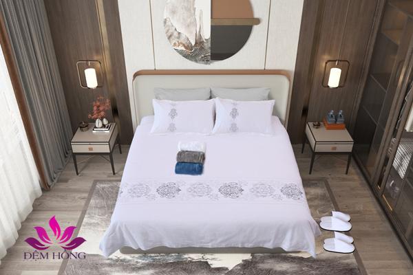 chăn ga Hotel - nơi cung cấp hàng chính hãng