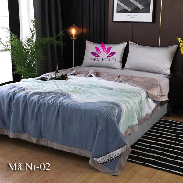 Chăn hè thu Nishikawa Japan chất lượng cao mã Ni-02
