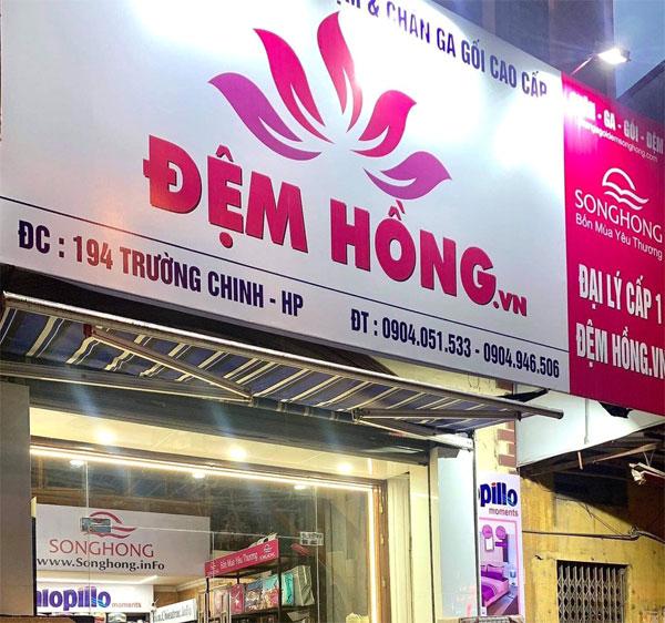 Địa chỉ bán chăn đệm điện tại 194 Trường Chinh, Kiến An, Hải Phòng