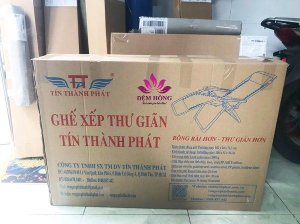 Bao bì đóng gói ghế xếp Tín Thành
